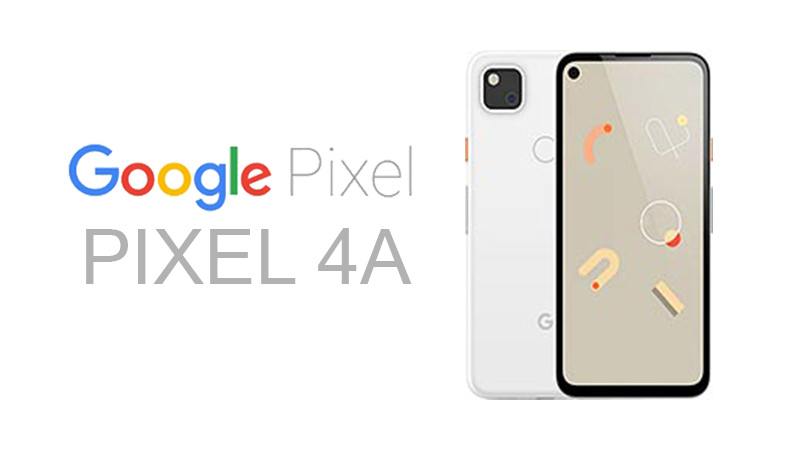 Pixel 4a, official design and price unveiled by Google