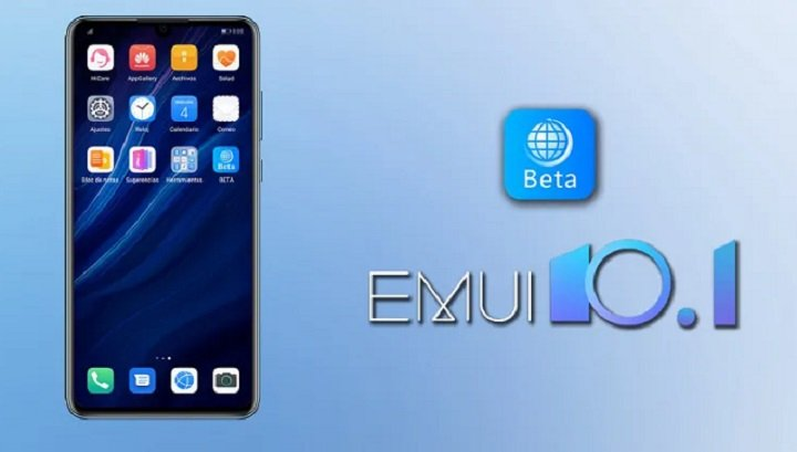 Huawei invites to test the big update EMUI 10.1 on Huawei P30 and ...