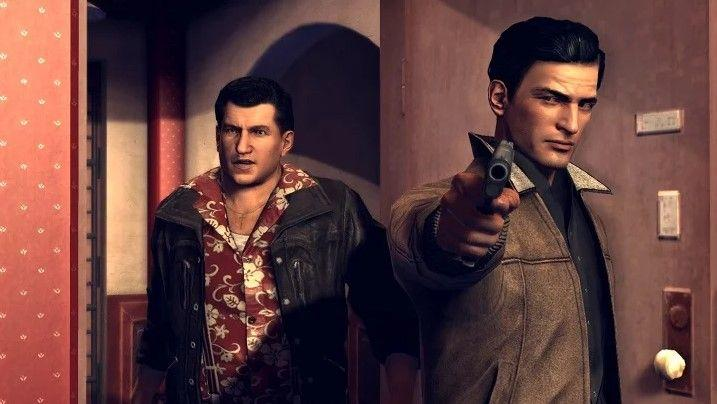 It looks like Mafia II: Definitive Edition will appear on PC and consoles - Phone Mantra