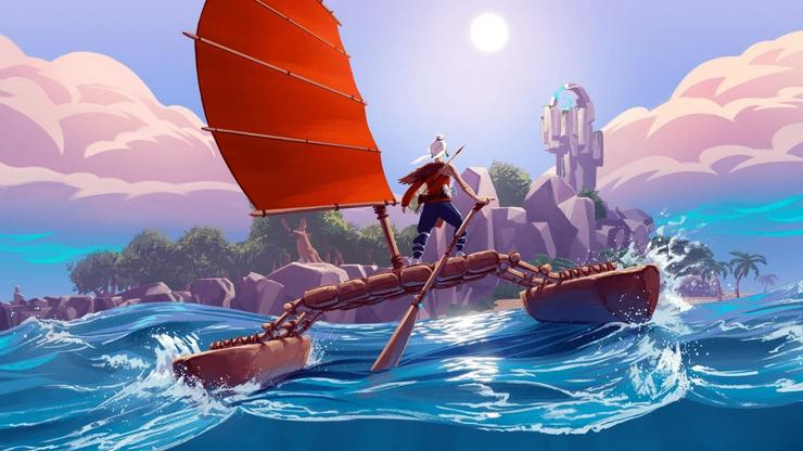 Windbound debut trailer reveals survival in a colorful world - Phone Mantra