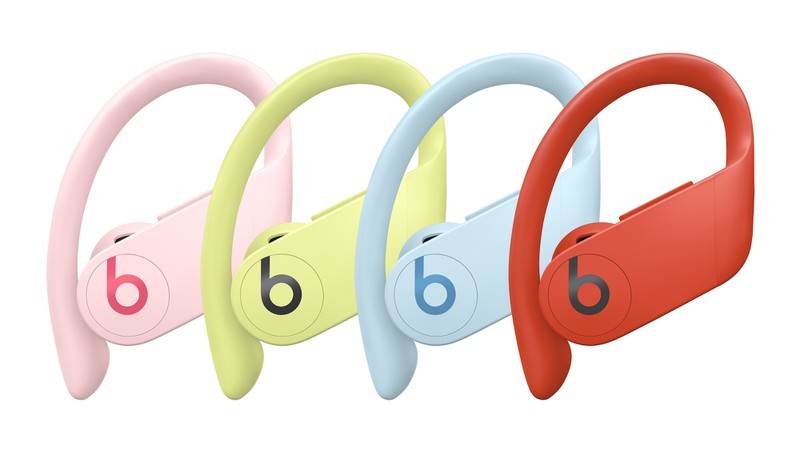 Powerbeats Pro's pretty new color options jump from rumor to reality