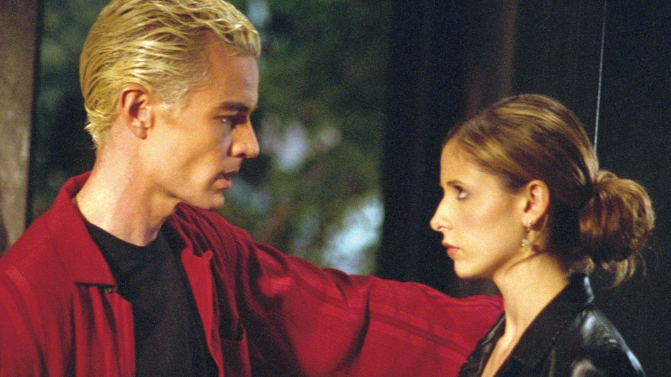 Spike and Buffy: Love or Kill - What a Hard Choice