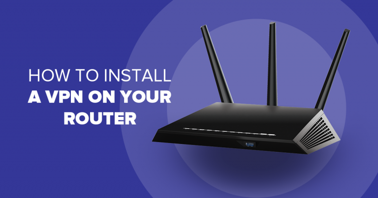 install-vpn-on-router