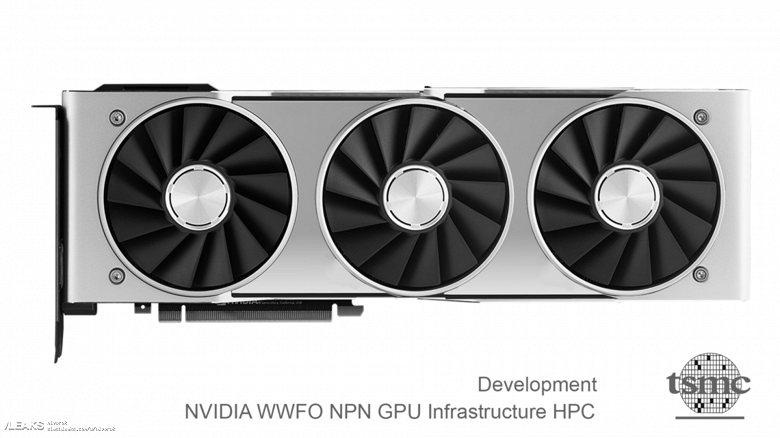 The First Image Of The Nvidia Geforce Rtx 3080 Graphics Card Or Fake Leaks On Internet