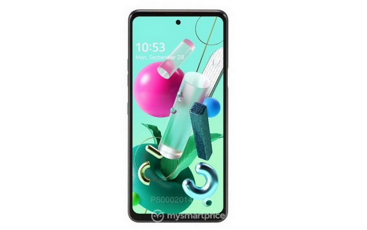 The full technical characteristics of the mid-range smartphone LG Q92 appeared on the web - Phone Mantra