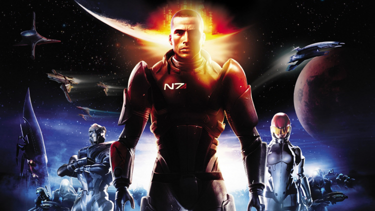 EA Targeting October Release for Mass Effect Trilogy Remaster