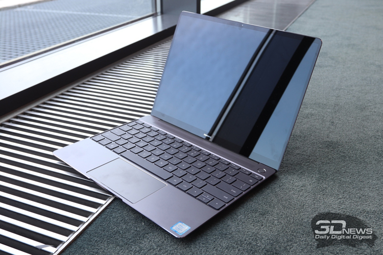 Huawei will soon update its MateBook X laptop, but it is unclear which processors will form its basis - Phone Mantra