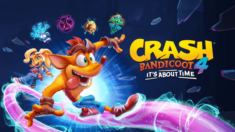 Crash Bandicoot 4 getting a demo | PlayStation 4