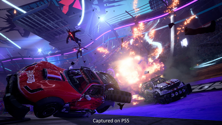Glory at any cost: Lucid Games spoke about the upcoming Destruction AllStars action game for PS5 - Phone Mantra