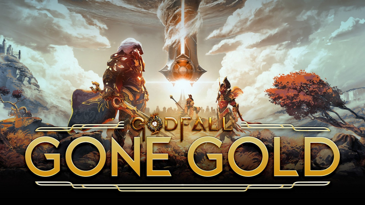 PS5-version of Godfall went to gold - before the release of almost two months - Phone Mantra