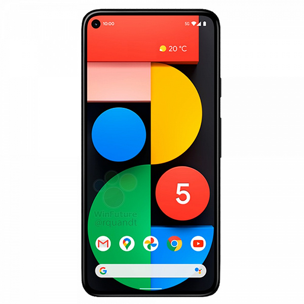 Google Pixel 5 may be the first Android smartphone to have the same width around the screen on either side - Phone Mantra
