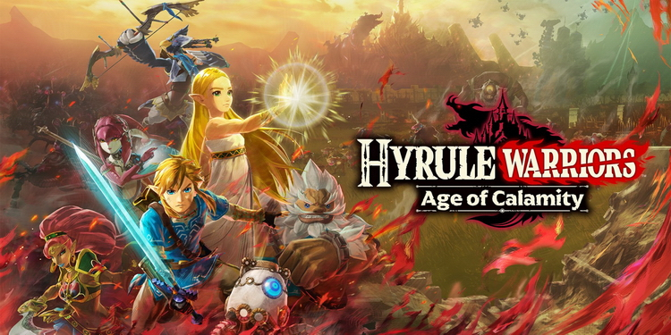 Hyrule Warriors: Age of Calamity launches Nov. 20 for Switch
