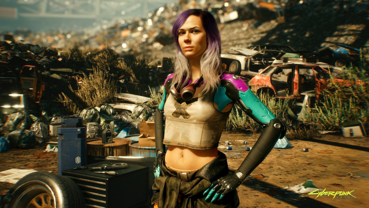 Former IGN journalist to become a non-playable character in Cyberpunk 2077 - Phone Mantra