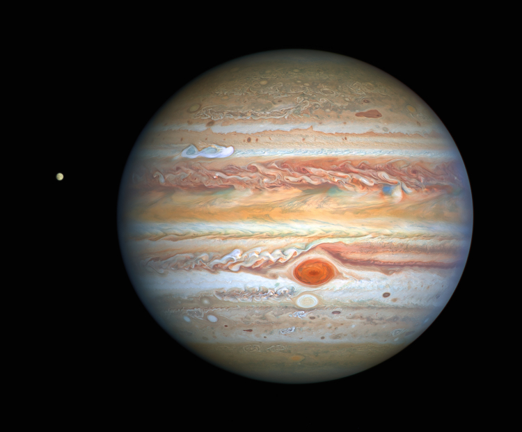 Photo of the Day: A New Look at Jupiter's Troubled World - Phone Mantra