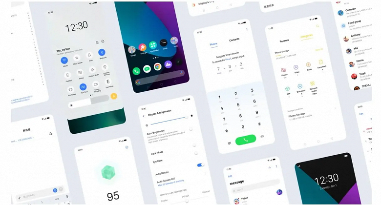 Alternative to MIUI and EMUI. It became known when Realme smartphones will start receiving the Realme UI 2.0 shell - Phone Mantra