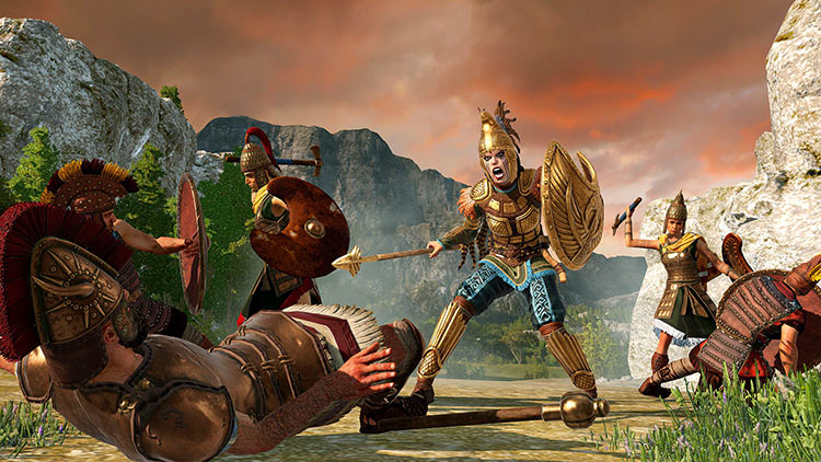 Video: First Expansion to A Total War Saga: Troy Will Focus on Amazons - Phone Mantra