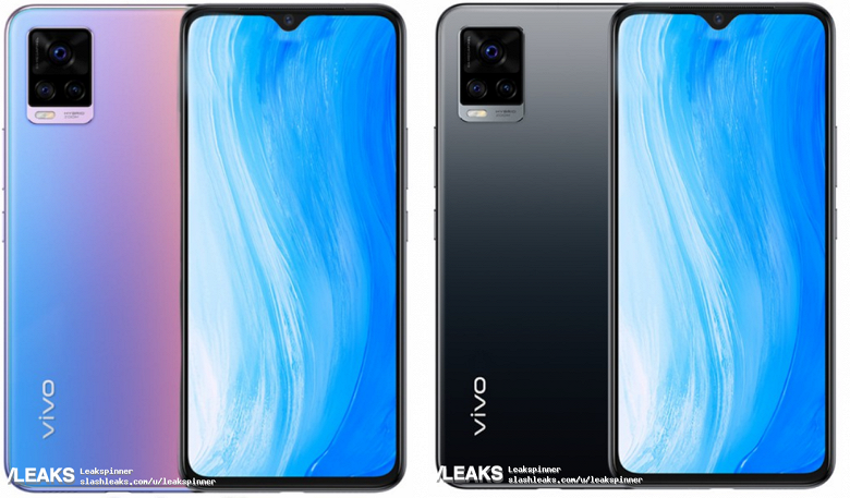 This is what inexpensive Vivo camera phones look like. First images - Phone Mantra