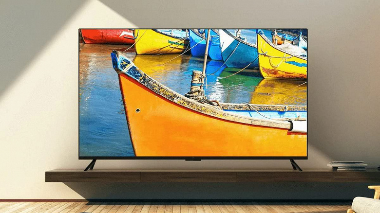 Xiaomi 82 '' 8K TV features built-in 5G modem and LG screen