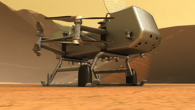 Mission to study the satellite of Saturn with a space drone postponed for a year - Phone Mantra