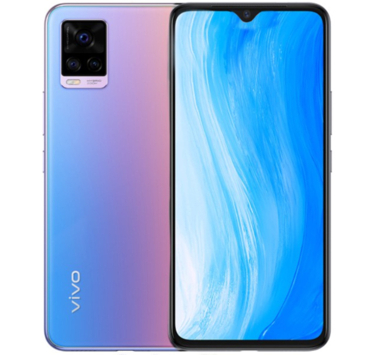 Vivo V20 and V20 SE smartphones with triple camera and 33-watt charging appeared in press renders - Phone Mantra