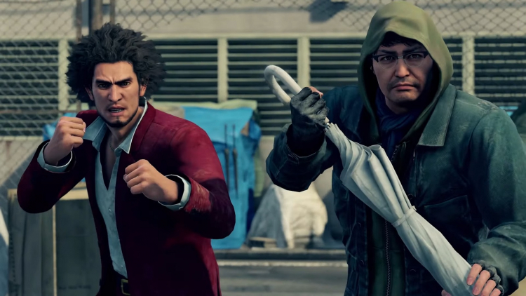 Video: Sega Released Joke Trailer for Xbox Series X Version of Yakuza: Like a Dragon - Phone Mantra