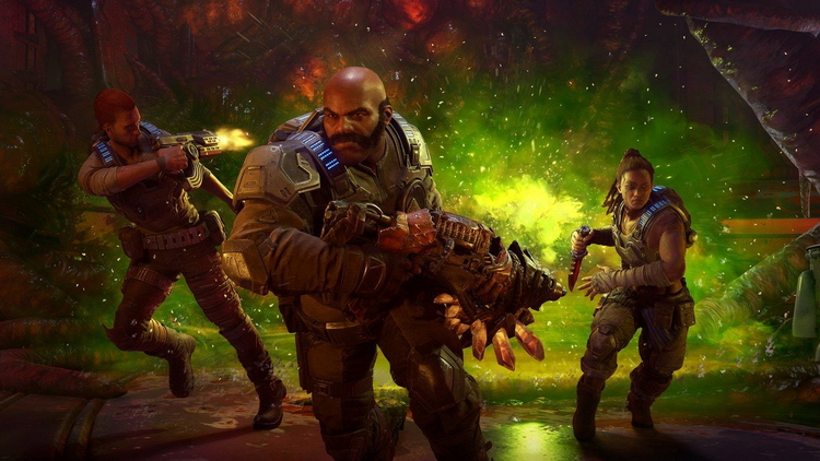 Gears 5 fans just got great news