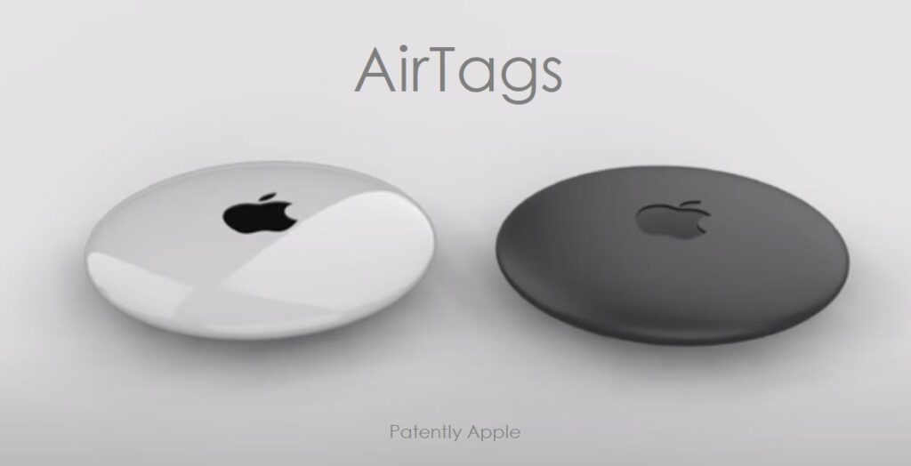 AirTag Apple Tracking Device