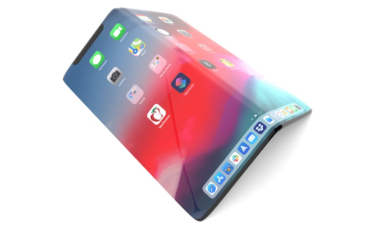 Apple sends folding iPhones to Foxconn for testing