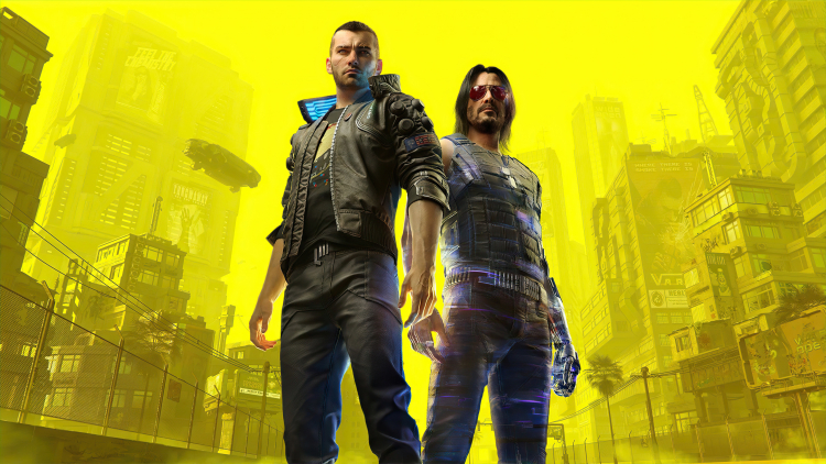 Run the Jewels Releases No Save Point from Cyberpunk 2077