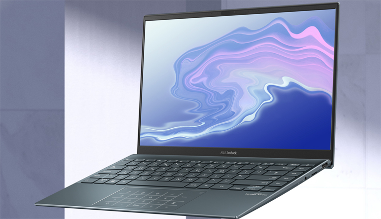 ASUS names ZenBook 14 one of the world's thinnest 14