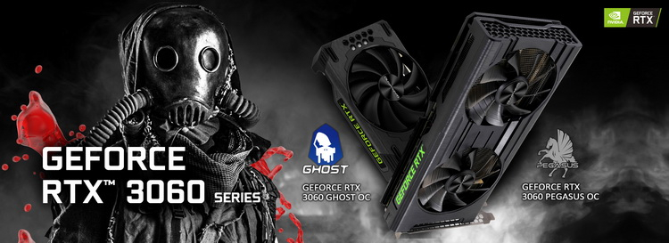 Gainward introduced four variants of the GeForce RTX 3060 with one, two and even three fans - Phone Mantra