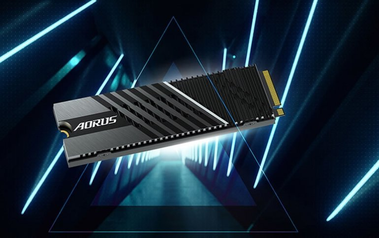 Gigabyte Aorus Gen4 7000s solid state drive develops a transfer rate of 7000 MB / s - Phone Mantra