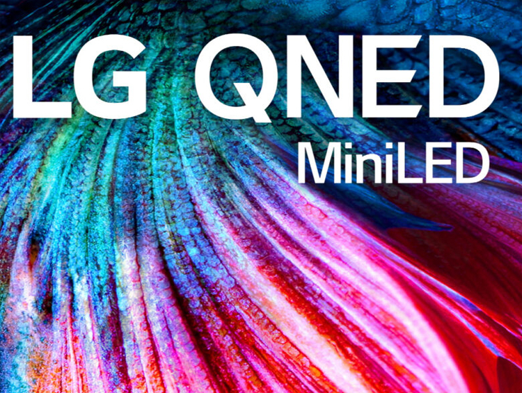 LG to Showcase First QNED Mini LED TVs at CES 2021