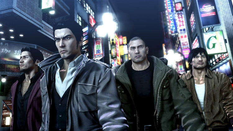 PS3 Legacy: Microsoft Store Reveals System Requirements Of Yakuza 5 Remastered - Phone Mantra
