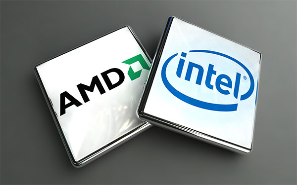 Differences between Intel and AMD processors